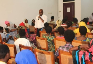 Sensitization of sex workers to the fight against HIV AIDS
