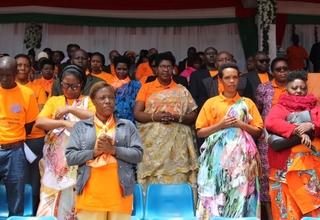 Lancement de 16 Jours d'activisme contre les violences faites aux femmes et filles, édition 2020