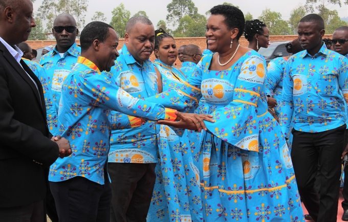 Celebration of ICPD 25th Anniversary in Burundi