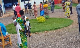 Prévention par UNFPA des Violences basées sur le genre à travers des volontaires communautaires à Cankuzo