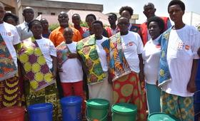 Assistance Humanitaire par UNFPA aux personnes affectées par les inondations en Mairie de Bujumbura