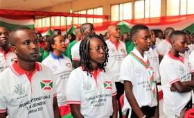 Célébration de la Journée Internationale de la Jeunesse